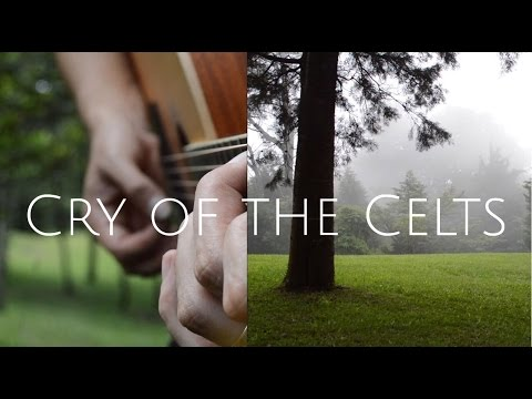 Cry of the Celts /Shirley Hills /Covsdale /Land's End - Celtic Guitar