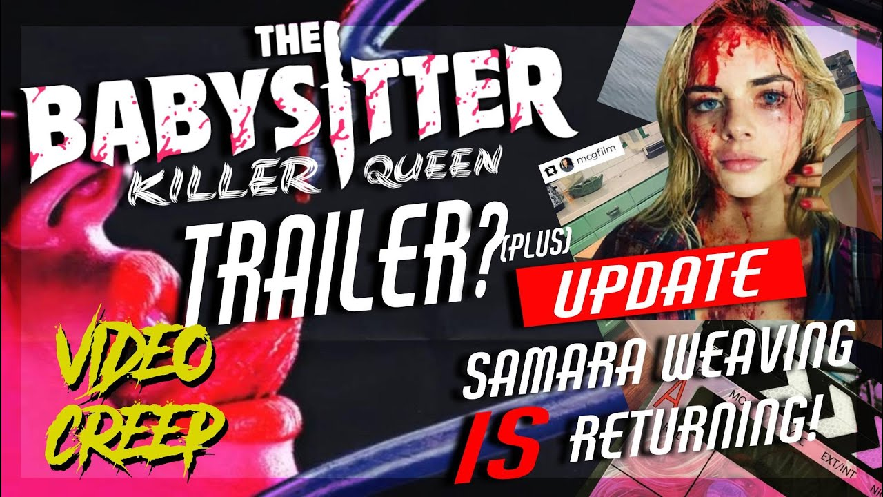 Yes, Samara Weaving Is in 'The Babysitter: Killer Queen'