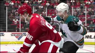 NHL 12 - Exclusive Walkthrough Trailer [HD]