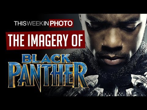 A look at the imagery of Black Panther