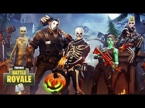 Halloween Fortnite Characters.Fortnite Battle Royale Update Halloween End Date Latest And