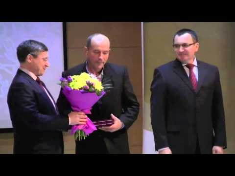 Торжественная церемония награждения лучших работников сельского хозяйства