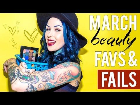 March Beauty Favorites & Product Fails | KristenLeanneStyle