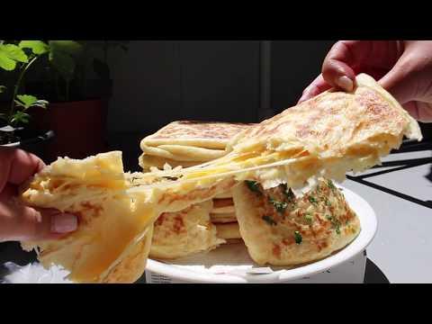 petit-pain-feuilleté-à-la-poêle-au-fromage-super-simple-👌