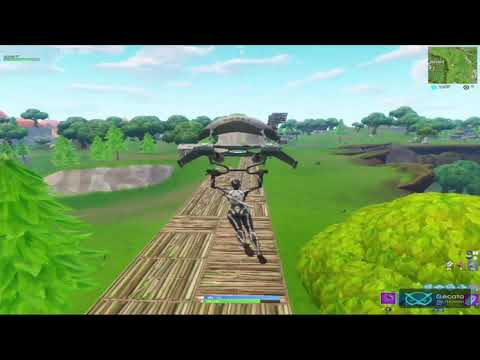How To BunnyHop/SpeedJump in Fortnite With a Controller/Console