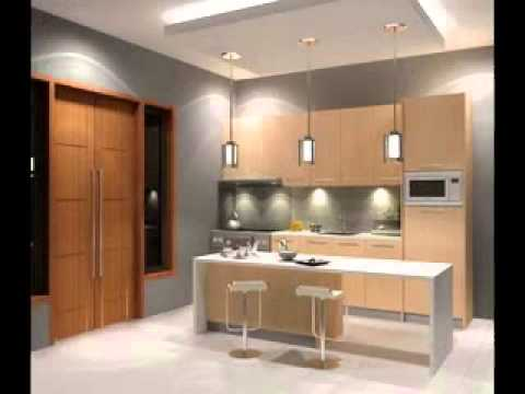 Kitchen ceiling lights design ideas youtube - Wondrous kitchen ceiling designs ...