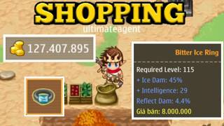 Going Shopping | Knight Age Online!