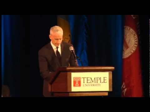 Anderson Cooper honored at 2012 Lew Klein awards