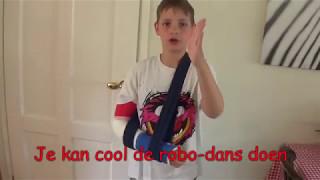 Voordelen van een gebroken arm