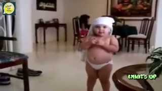 Little Baby Dancing On  South Indian Music ##