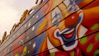 Semana María Auxiliadora 2014 | Trailer Circus | Grupo Clap!