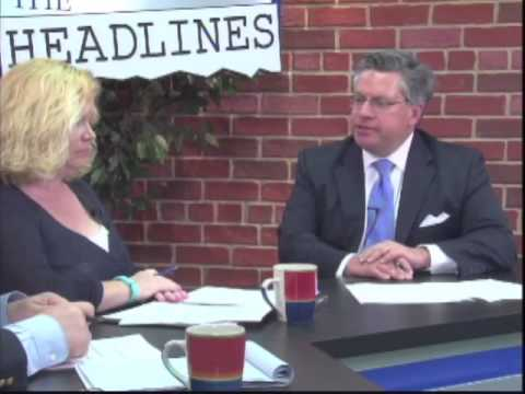 Behind the Headlines July 13, 2015 Susquehanna Valley Center for Public Policy