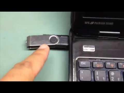 Dell Inspiron N5110 'Tela Preta' após Atualizar para Windows 10