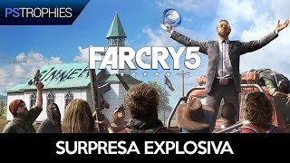 Far Cry 5 - Surpresa explosiva - Guia de Troféu 🏆 / Conquista