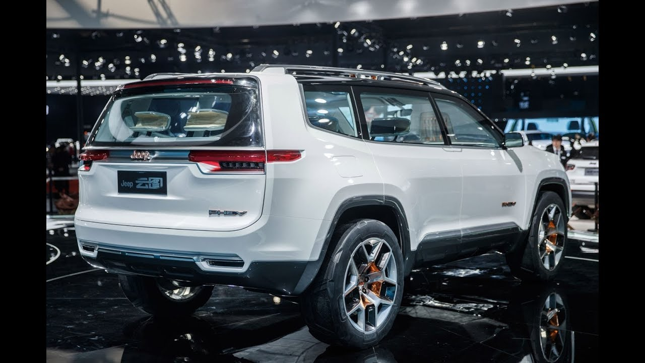 Jeep Grand Wagoneer SUV to top $100000 as brand's luxury flagship