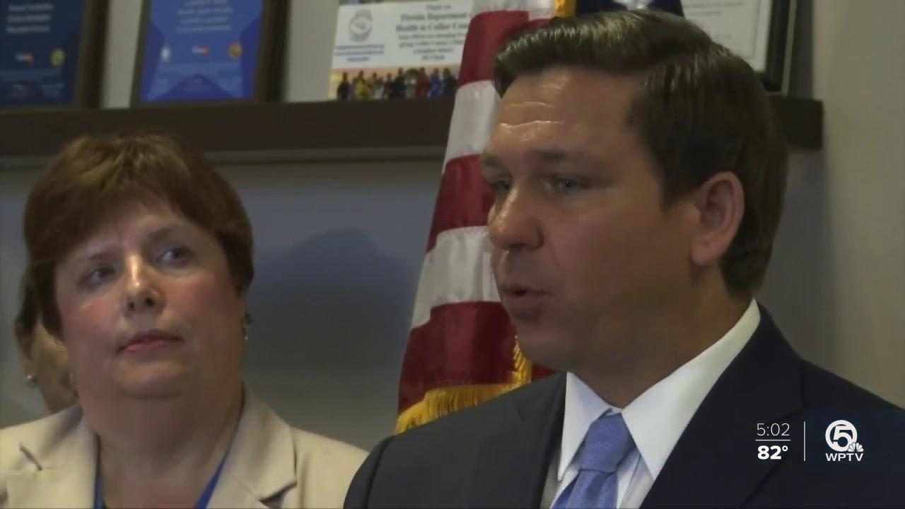2 new coronavirus cases in Florida; 1 in the panhandle