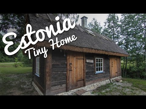 Estonia Tiny Home Tour