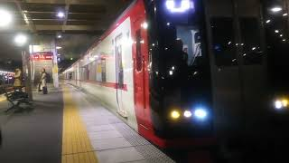 2019/2/13名鉄新型2200系2213F舞木検査場へ自走回送