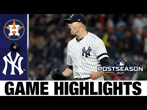 Aaron Hicks' HR, James Paxton's gem keep Yankees alive (ALCS