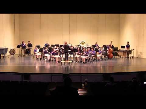 "Townsend JHS Wind Ensemble 2018: ""Nostalgia"" by Rosssno Galante"