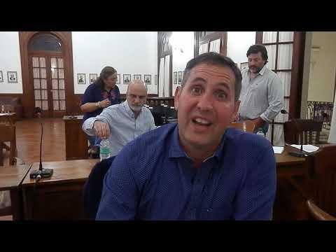 Gastón Vaira-Diego Spinetta-Ordenanzas Fiscal e Impositiva-Tributos-promedio- 35% de suba