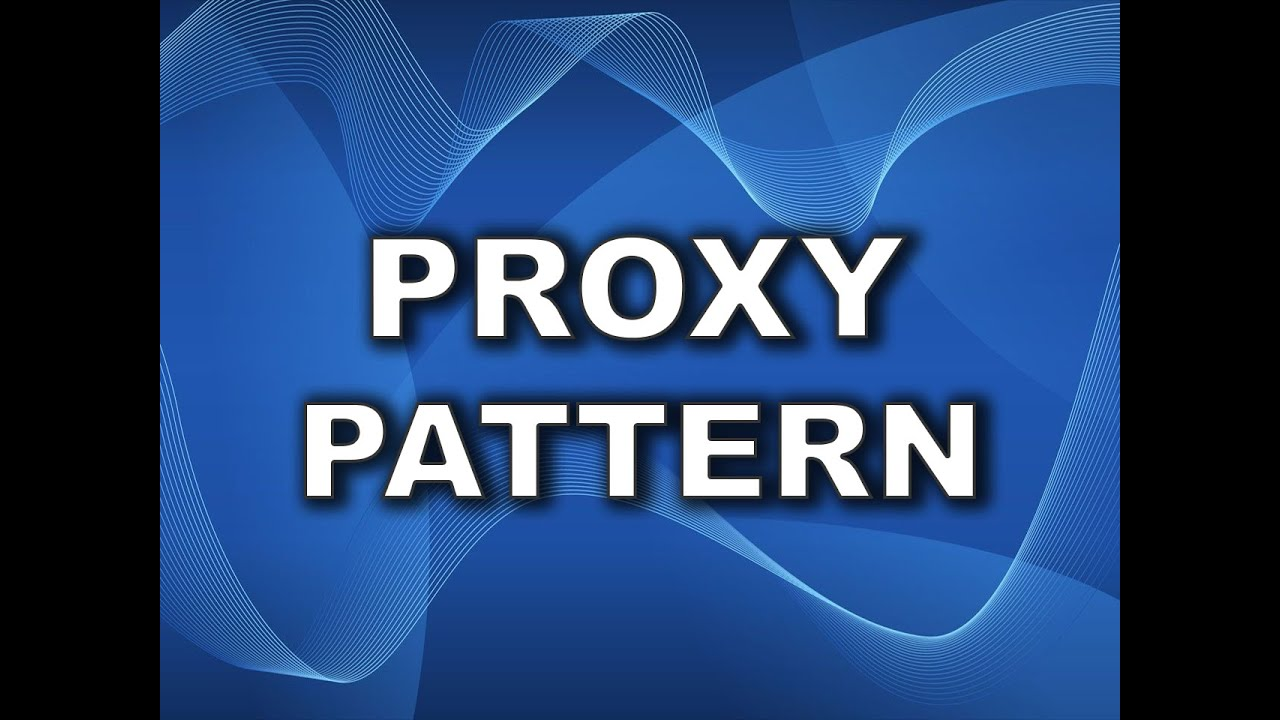 Proxy desing pattern in java| Proxy pattern example| Design pattern|  Java9s com