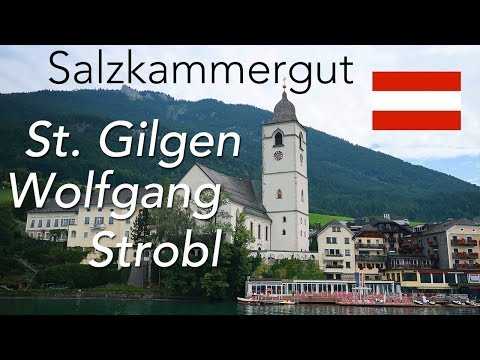Wolfgangsee: Day Trip From Salzburg