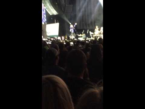 The Rolling Stones - ZIPCode Tour 2015 - Pittsburgh, PA - Opening Intro & Jumping Jack Flash! LIVE