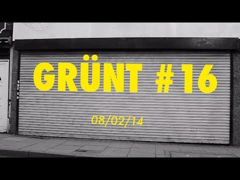 Grünt #16 Feat. Jadasea & Rago Foot ( Sublunacity) x Rejjie Snow & Mc Pinty