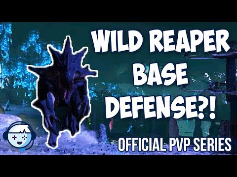 Using A Wild Reaper As Base Defense?! | Official PVP Tribe Life Series | ARK: Survival Evolved |Ep29