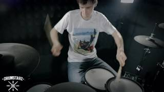 Смирнов Илья - The Prodigy - The day is my enemy (Drum cover)