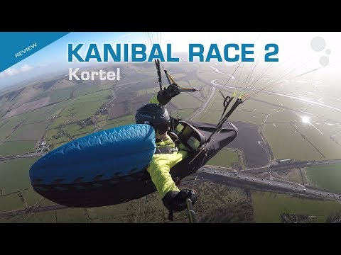 Kortel KANIBAL RACE 2 Review (Paragliding Competition Harness)