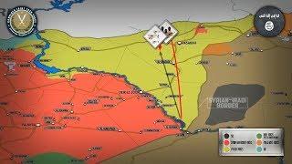 10 октября 2018. Военная обстановка в Сирии. Башар Асад подписал указ об амнистии дезертиров.