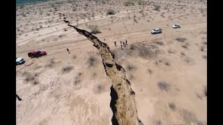 Magnetic Field Can Change 10X Faster Than Thought*June Quake Caused Mexico To Shift By  17 Inches?!*