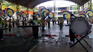Cielito Zamora Memorial School Drum and Lyre Corps