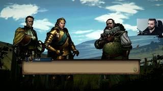 Witcher Thronebreaker #1 - Pierwsze wrażenia