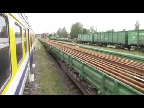 The Railroad of Latvia - Trains of Latvia