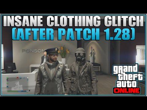 GTA 5 Online: UTILITY VEST GLITCH! *After Patch 1.28* | (GTA 5 Modded Clothing)