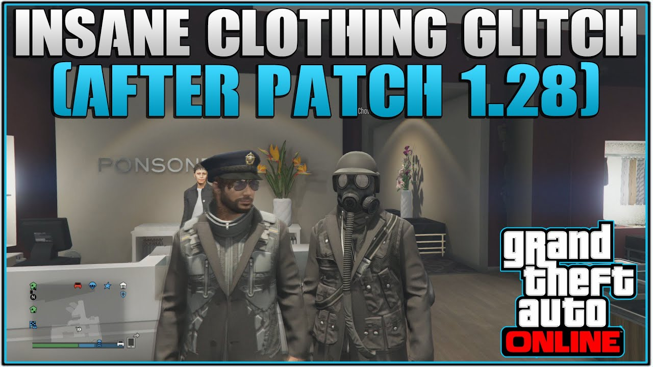 GTA 5 Online UTILITY VEST GLITCH! *After Patch 1.28* | (GTA 5 Modded Clothing) - YouTube