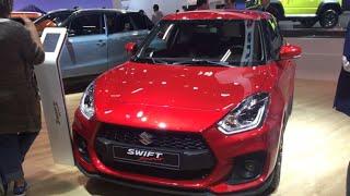 Suzuki Swift Sport #AutoShow #BestCar #NewCar #3 HD+11022019