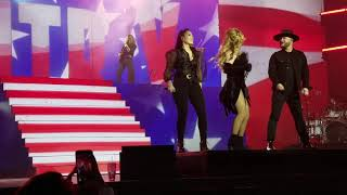 Shania Twain 12/11/19 Opening - Rock This Country
