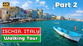 Ischia Walking Tour Part 2: Beaches of Ischia
