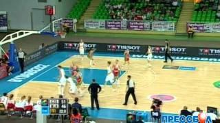 Баскетбол. ЧЕ 2011. Беларусь - Чехия