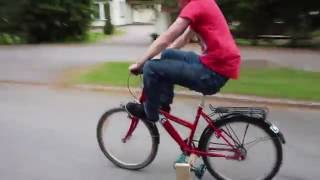 DIY Easy and Cheap Electric Bike