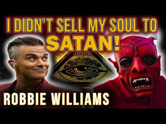 Robbie Williams EXCLUSIVE! | I Didn't Sell My Soul - I Worked Hard! | Chris Thrall's T-Shirt