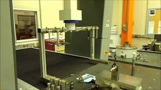 BROWN & SHARPE CYGNUS X  COORDINATE MEASURING MACHINE