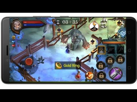 Dungeon Chronicle (BunkerIm Studio) Android/iOS Gameplay