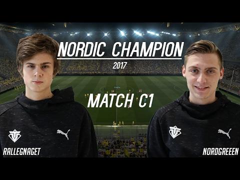 RalleGnaget vs NORDGREEEN - Match C1 Nordic Champion