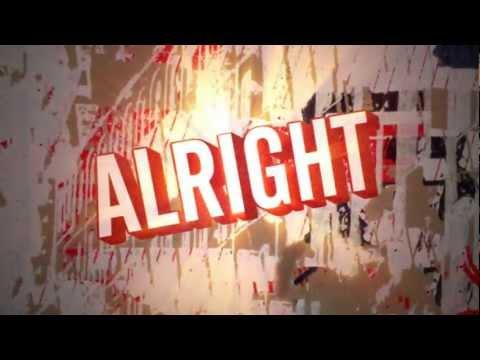 "Matt and Kim - ""It's Alright"" (Official Lyric Video)"