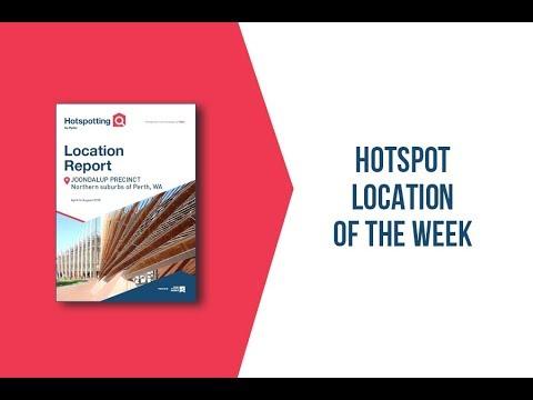 Hotspot Of The Week - Joondalup